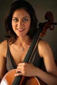 Elena Cheah -Solocellistin
