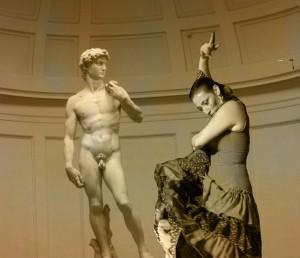 Flamenco & Skulptur
