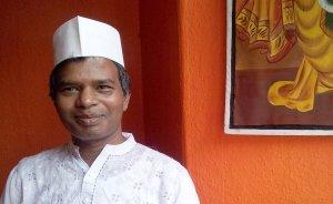 3facher Restaurantgründer A. Murshidul