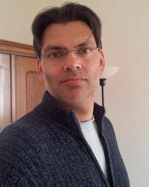 Seminarleiter Chris Gupta
